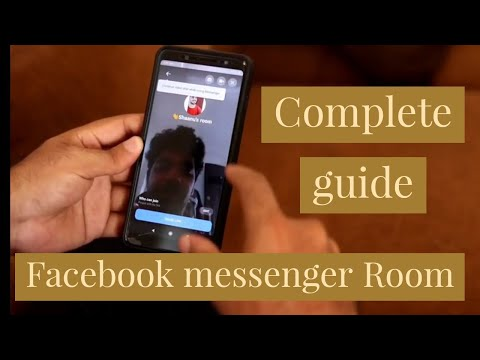 How To Set Up Facebook Messenger Room For Video Call ( Complete Guide And Call Up To 50 People)