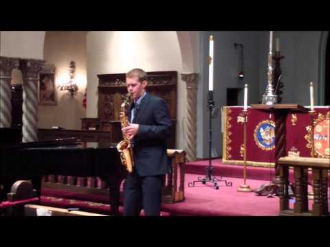Blink (2016) - Christopher Herald, saxophone