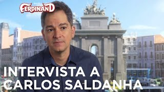 Ferdinand | Intervista A Carlos Saldanha HD | 20th Century Fox 2017