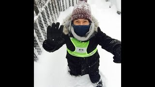 Winter Storm Jonas at NYC Jan. 23rd 2016