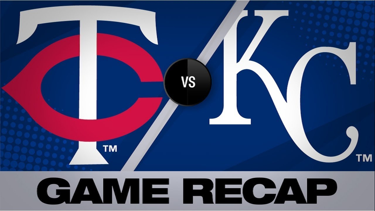 Royals lose to Twins again, 4-3