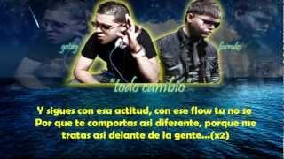 Todo Cambio (Letra/Lyrics) - Farruko Ft Gotay