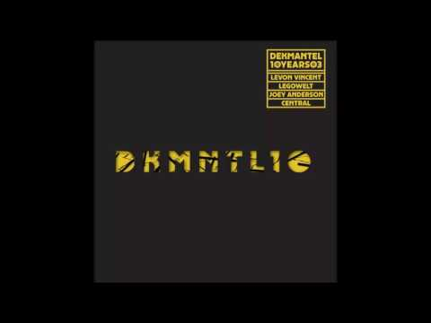 Legowelt - Blue Austral Techno [DKMNTL-10YEARS03]