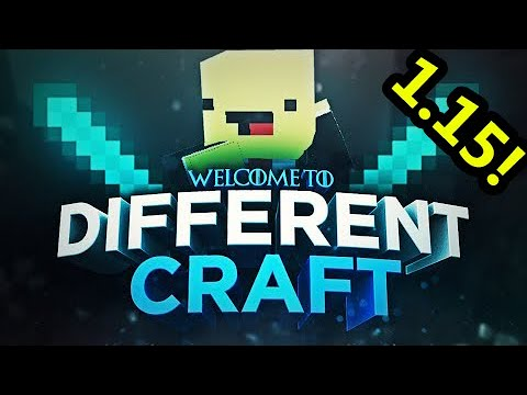 ★DifferentCraft★ Minecraft Towny Server Trailer