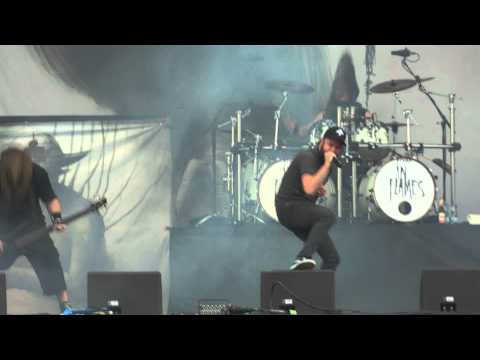In Flames 01 @ Sonisphere 2011 @ Prague, 11/06/2011