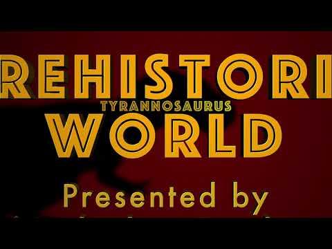 Prehistoric World Ultimate Trailer