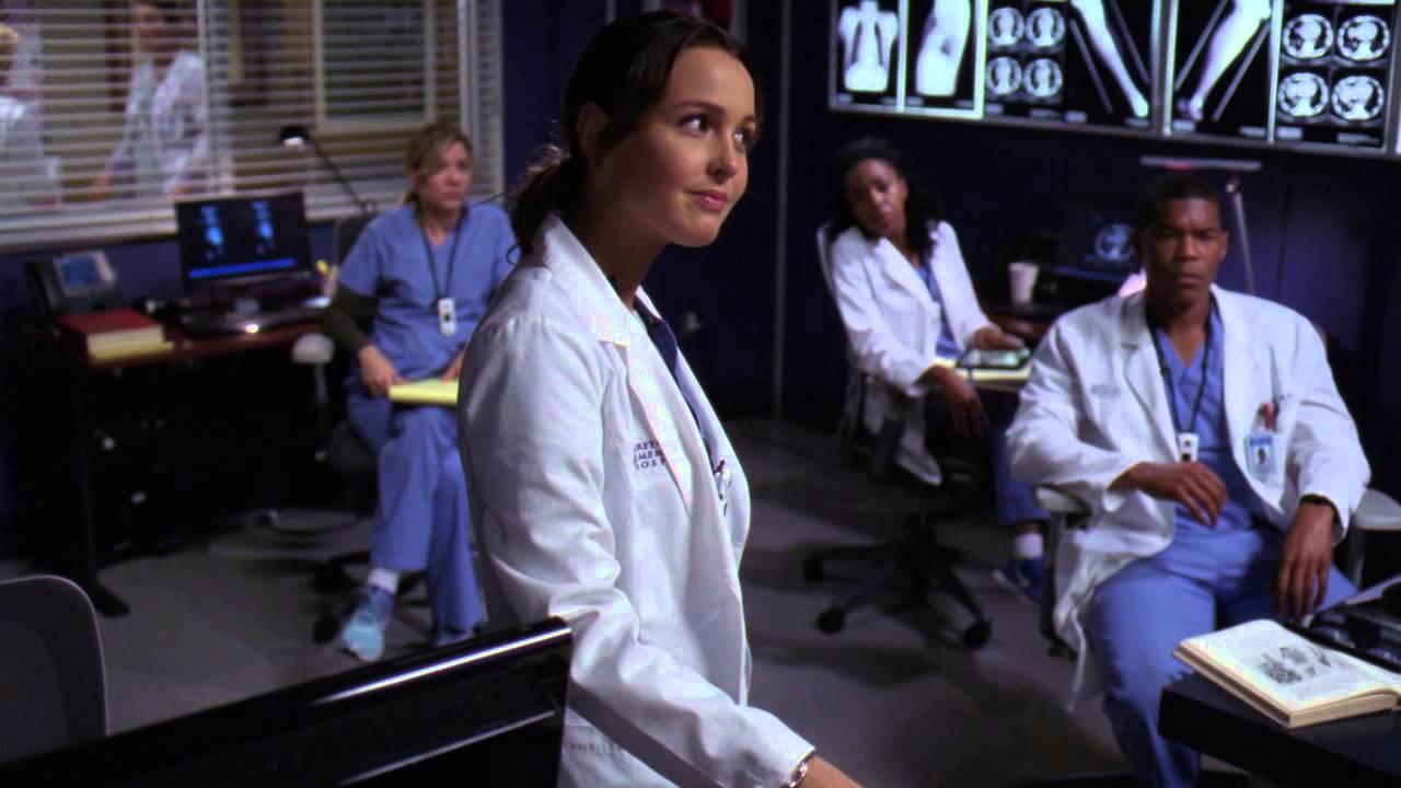 Grey's Anatomy - Season 10 - Deleted Scene - You Okay ...