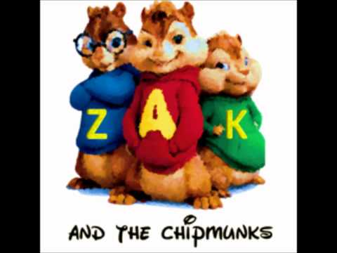 My milkshake brings all the boys to the yard, by alvin and his chipmunk crew.