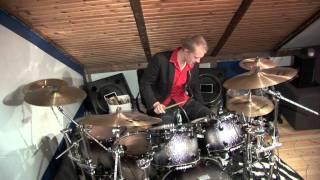 Talented Young Drummer, Thomas Sørensen - www.copenhagenbeta.dk Competition