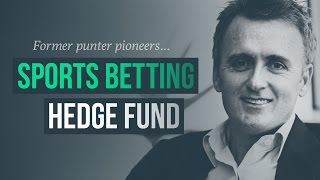 Sports betting hedge fund maximum bet on a blackjack machine