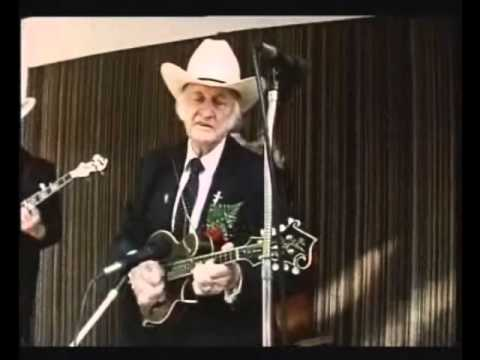 Bill Monroe - I'm On My Way Back to the Old Home (Live)