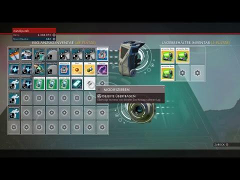 No Man's Sky #17 - Moon mining