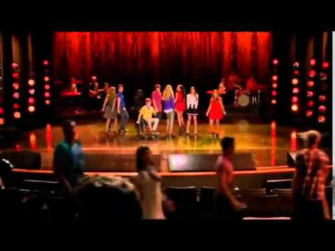 GLEE Dont Stop Believin Season 5 Full Performance   HD