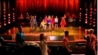 GLEE Don't Stop Believin' Season 5 Full Performance  Video HD