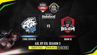 ASL by ESL Season 3 - ESL Indonesia Championship - Matchday #11