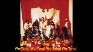 Wu-Tang Clan - Da Mystery Of Chessboxin' (lyrics)