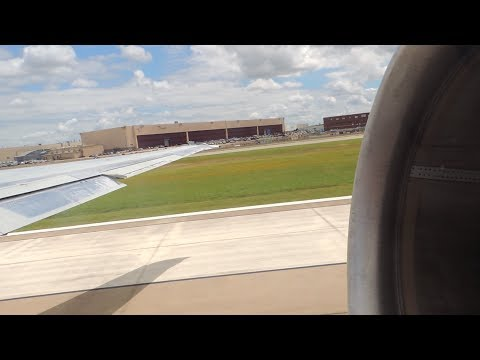 American Airlines McDonnell Douglas MD-83 [N961TW] takeoff from TUL
