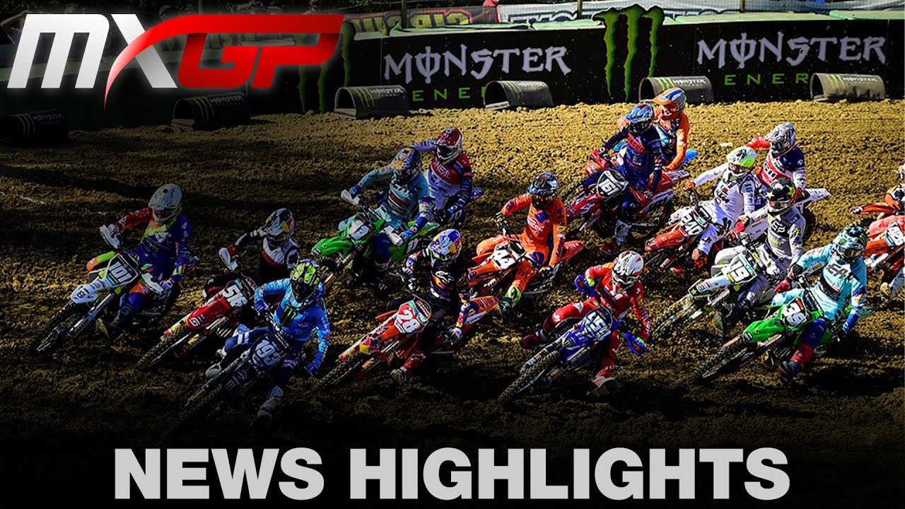 MXGP Italy Video Highlights!
