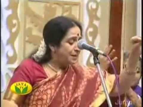 Aruna Sairam 16 shaNmukhapriya muthai tharu bhakti