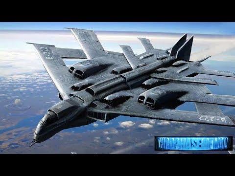 INCOMING!! Future Secret UFO Space Defense Program? 2017-2018