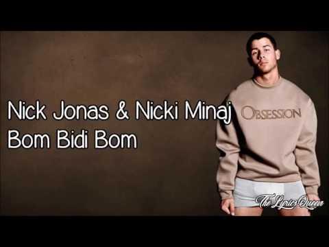 Nicki Jonas.Nicki minaj
