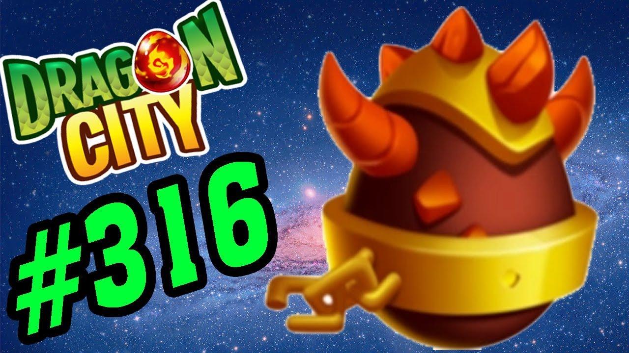 Dragon City Game Mobile – Ấp Trứng Rồng Thần Bị Xích – Nông Trại Rồng Android, Ios #316