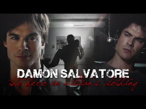 Damon Salvatore   The hero in villain's clothing (THC)