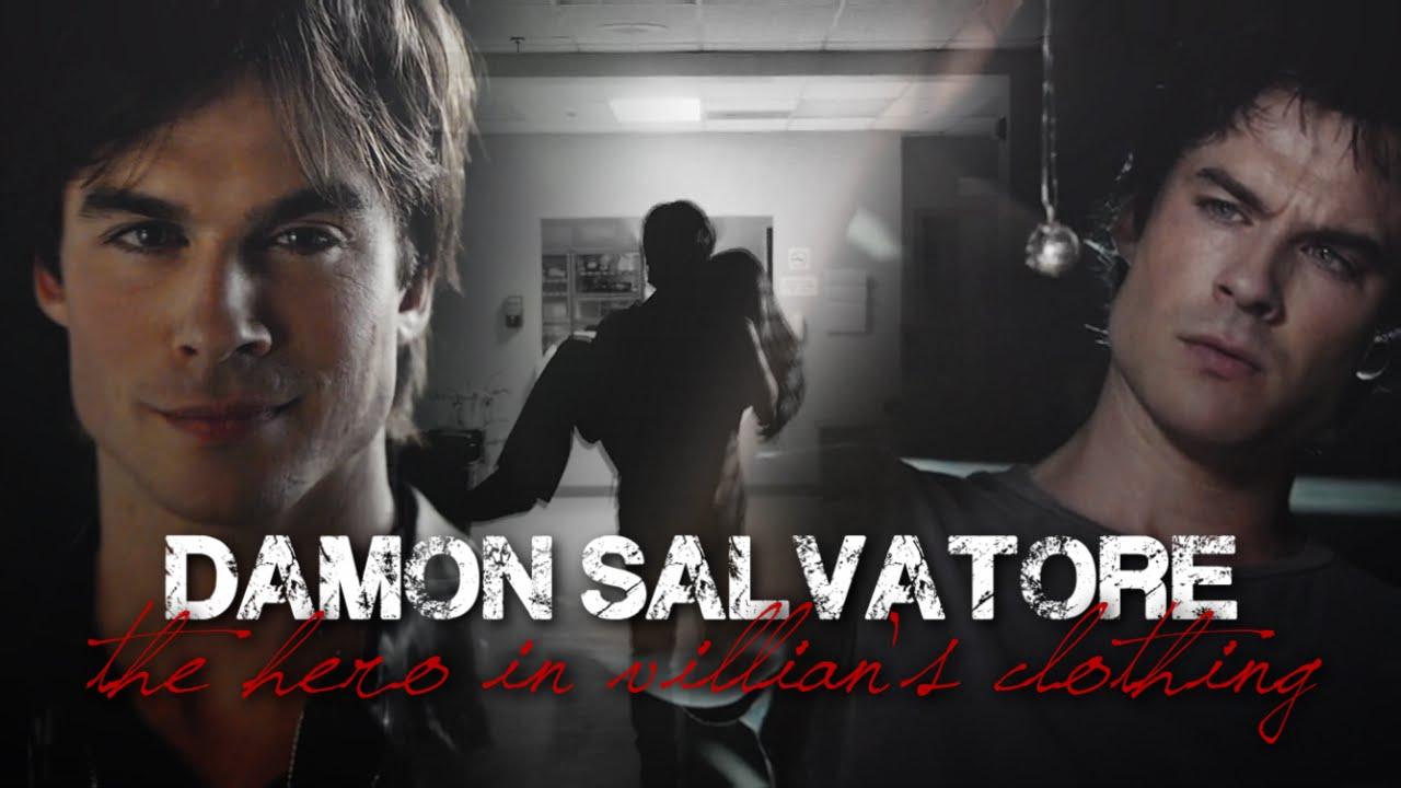 Ian Somerhalder Will Always Love Damon Salvatore, But the Heroes ...