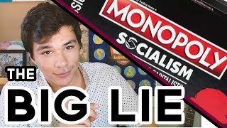 You've Been Lied To...   A Monopoly Socialism Review