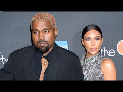 The Real Reason Kim Kardashian Supported Kanye At The 'Donda' Album Launch