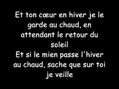 La Poupée - Christophe Maé #Paroles# :)