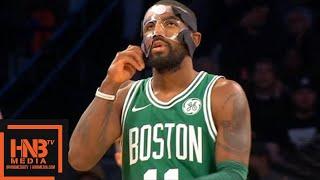 Boston Celtics vs Brooklyn Nets 1st Half Highlights / Week 5 / 2017 NBA Season
