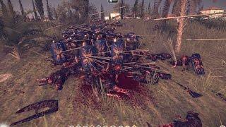 Стрим - Сетевые Битвы Total War: Rome 2