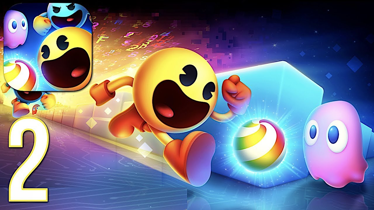 PAC-MAN Party Royale - Apple Arcade Gameplay - Part 2 - YouTube