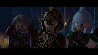 LEGO Lord of the Rings Walkthrough Part 11 - Helm
