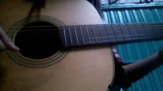 Cứ thế mong chờ - guitar cover by Hà Nguyễn