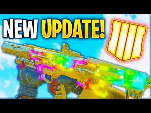 *NEW* Update in Black Ops 4! - New Map, Deathmatch Domination & Blackjacks Shop [Update 1.17]