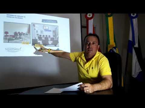 22/04 - Live do Prefeito Juliano Duarte Campos do Município de Governador Celso Ramos