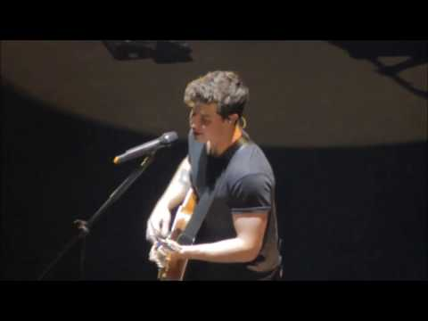 Shawn Mendes Live In Manila - I Don't  Even Know Your Name / Aftertaste / Kid In Love Medley