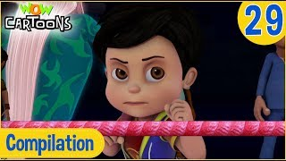 Vir The Robot Boy | Hindi Cartoon | Action Cartoons for Kids | Compilation #29 | 3D Cartoons