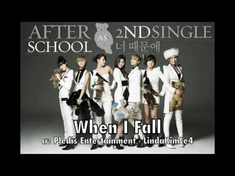 [AUDIO] 애프터스쿨 (After School) - When I Fall