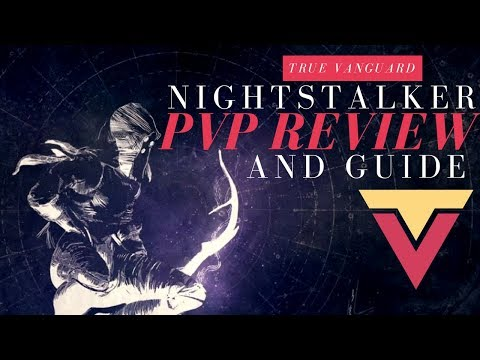 Destiny 2 Nightstalker Subclass PVP Review