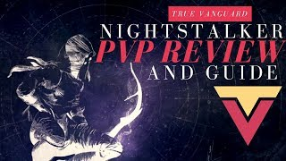 Destiny 2 Nightstalker Subclass PVP Review