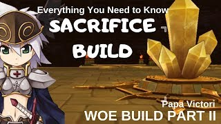 Ragnarok Mobile : Sacrifice Paladin WOE Build PART 2