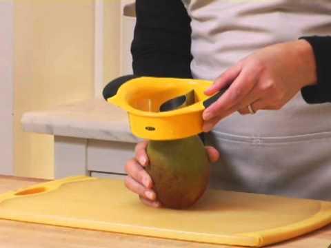 【williams-sonoma】マンゴーを簡単にカットします