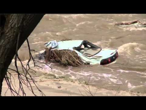 Colorado's 2013 floods and climate change