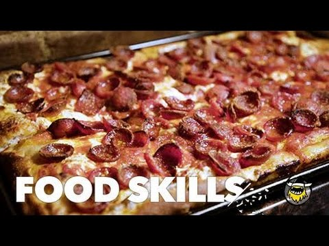NYC's Best Sicilian Slice, Explained   Food Skills