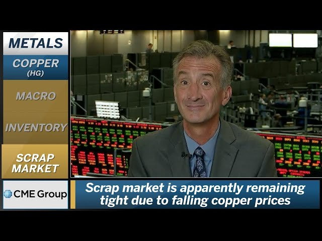 August 19 Metals Commentary: Larry Shover