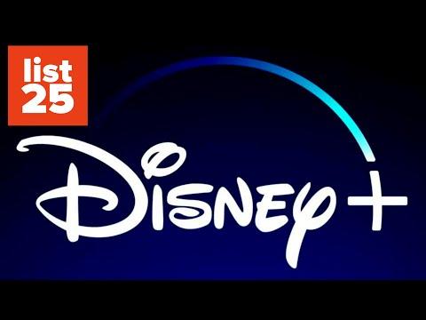 Top 25 Things To Watch On Disney Plus