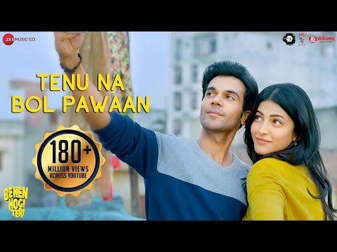 Tenu Na Bol Pawaan - Lyrical | Behen Hogi Teri | Shruti Haasan & Raj Kummar Rao | Yasser Desai